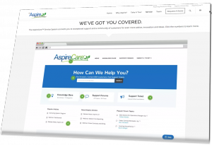 AspireCare Software Service System