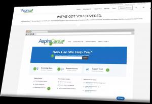 AspireCare Software Service System