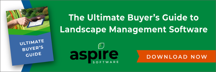 Landscape Management Software Buyer's Guide