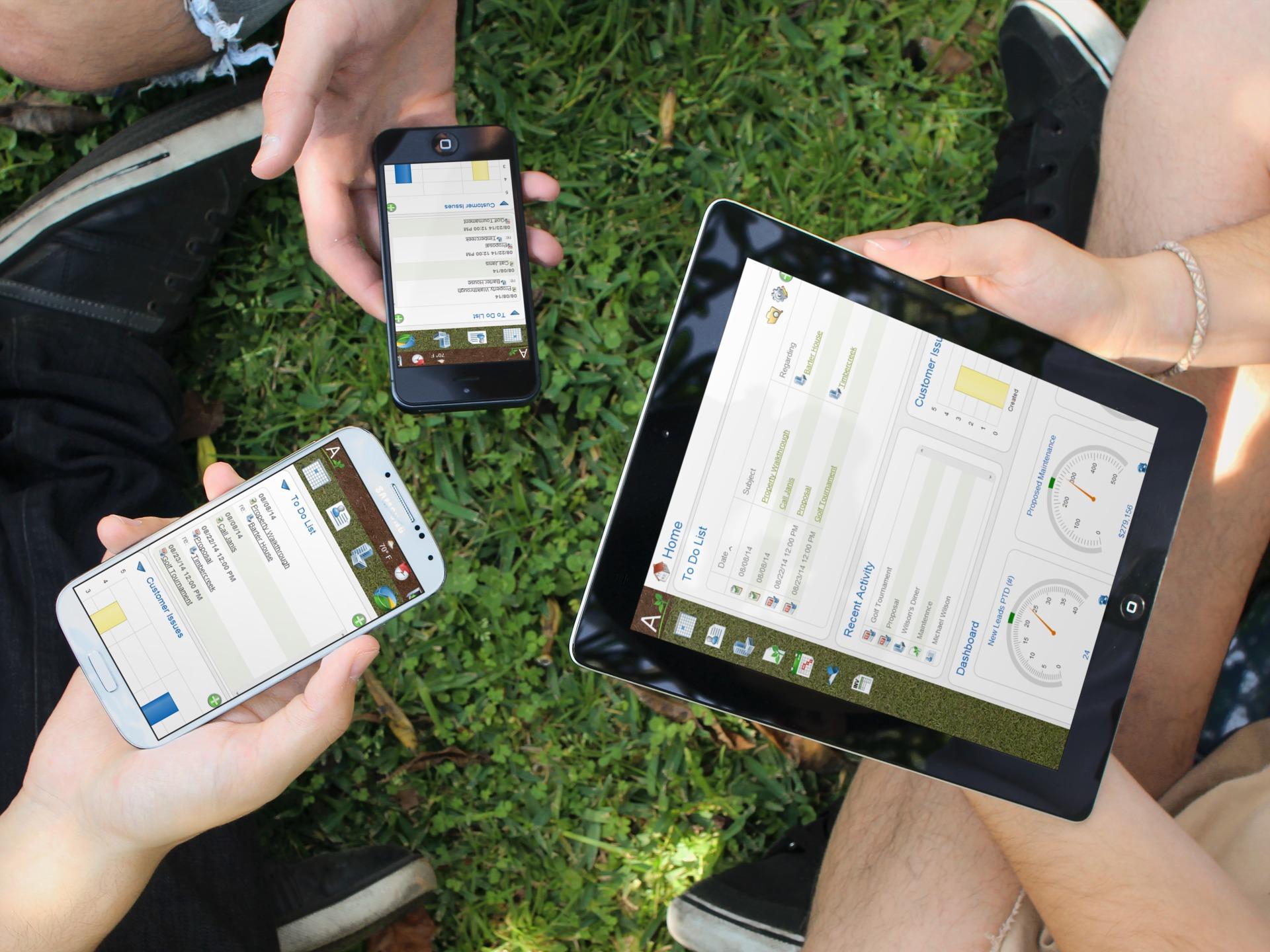 What Tactical Benefits Does Landscape Business Management Software Provide?